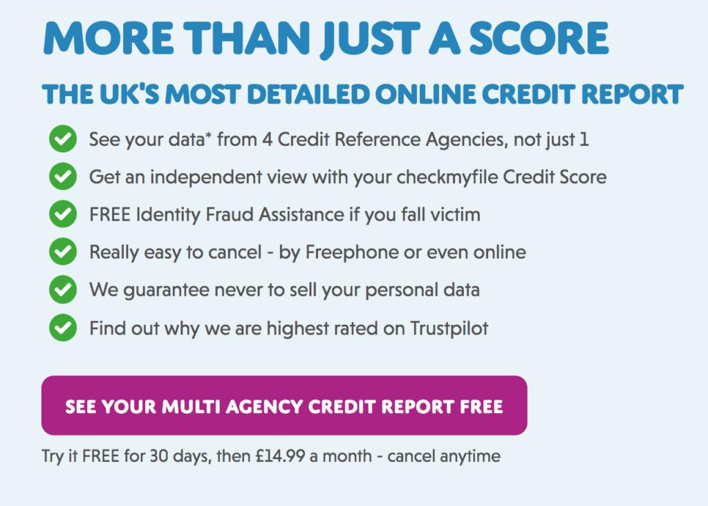 Advanced Credit Report